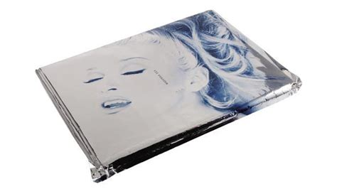 Madonna Coffee Table Book Madonna S Quot Quot Once Again The Most Sought After Out Of