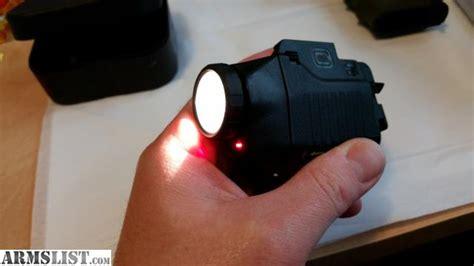 laser light combo for glock 22 armslist for sale glock gtl 22 laser light combo