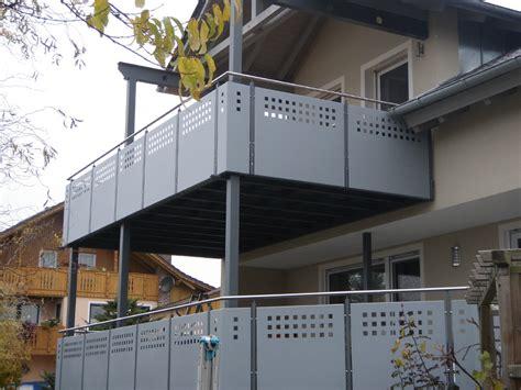 balkongeländer mit treppe metallbau stahl metallbau a segerer gmbh