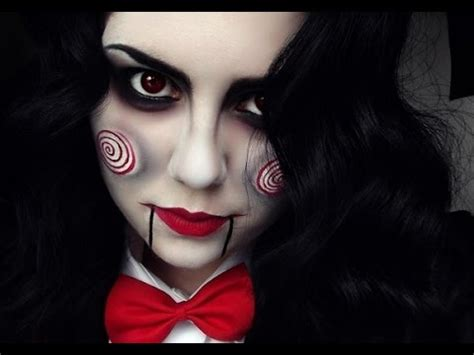 imagenes halloween mujer maquillaje para halloween youtube
