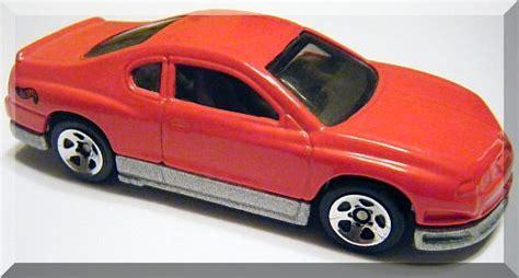 Hotwheels Montecarlo Concept Car Merah wheels monte carlo concept car 1999 editions 6 26 1999 diecast modern