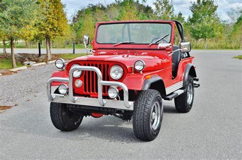 1972 Jeep Cj5 For Sale 1972 Jeep Cj5 For Sale Lakeland Florida