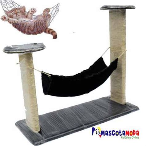 hamacas para gatos gimnacion con hamaca para gatos accesorios para gatos