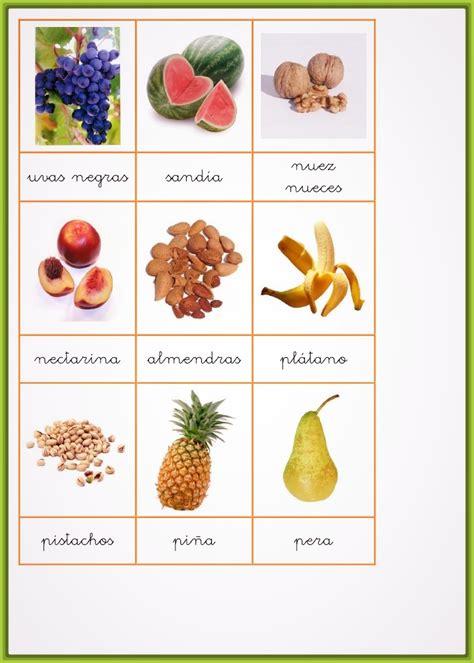 imagenes en ingles frutas imagenes de frutas con nombres en ingles y espa 241 ol