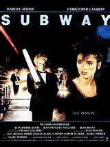 éric serra subway titres musique du film subway allocin 233