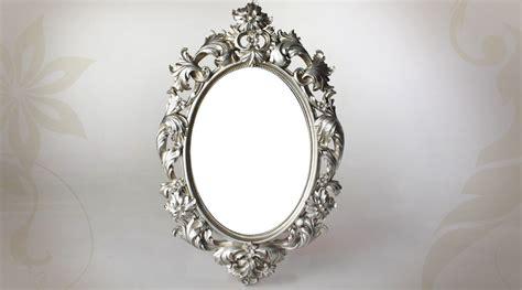 Miroir Baroque Gris by Miroir Baroque Argente Maison Design Wiblia