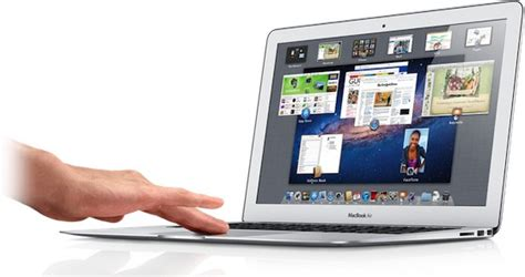 Update Macbook Air next macbook air update to focus on retina displays