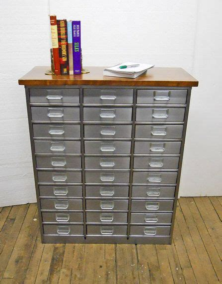 metal parts organizer drawers reserved vintage metal organizer parts cabinet 30 drawers