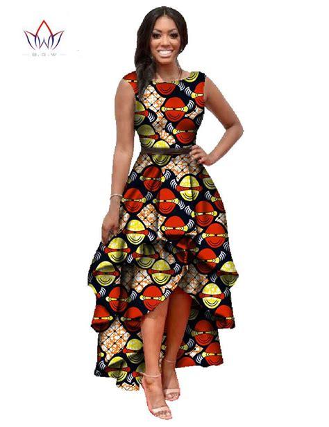 ankara dresses african dashiki ankara dresses with cascading ruffle