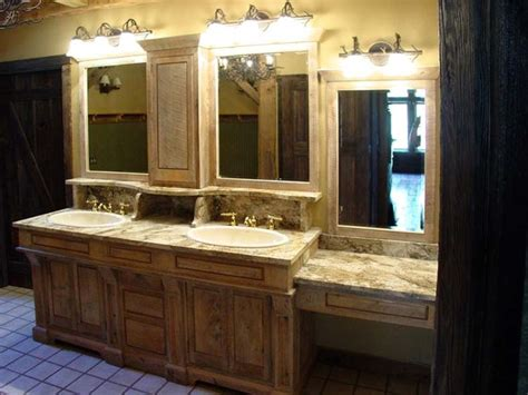 barn style bathrooms bath cabinets barn style traditional bathroom new