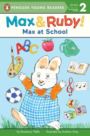 ruby and me books max and ruby