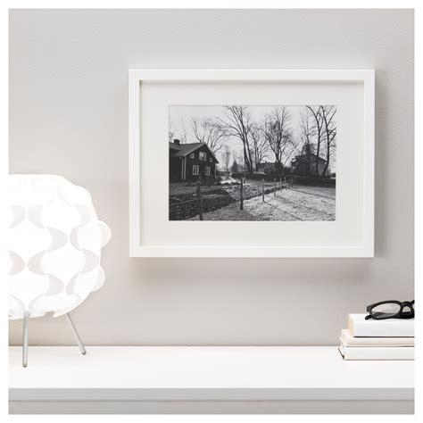 ribba ikea ribba frame white 30x40 cm ikea