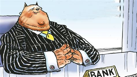 Banks Addresses Fatness Accusations by Bank Accused Of Breathtaking Arrogance After Handing 121