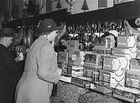 Chocolate drop stop: Vintage candy shops (1938 1939)   Click Americana