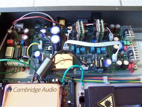 Cambridge Audio Azur 640c Cdp Discrete Opamp Diy Upgrade