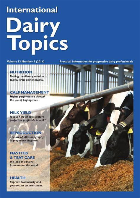 Topi 3 In 1 Diskon issuu dairy topics by positive publications ltd