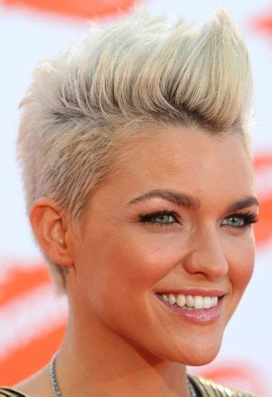 pintrest short haistyles for thin hair 1000 ideas about short edgy hairstyles on pinterest