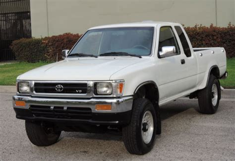 how to learn about cars 1994 toyota xtra auto manual toyota other extended cab pickup 1994 white for sale jt4vn13g3r5127217 california original