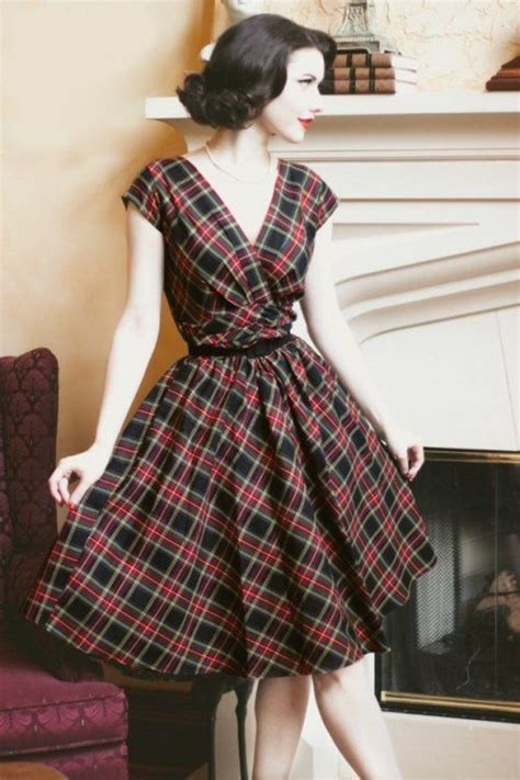 Tartania Dress 25 best ideas about tartan dress on