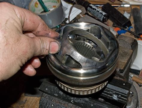 disassembing cleaning repacking outer cv joints gt gt gt audiworld forums
