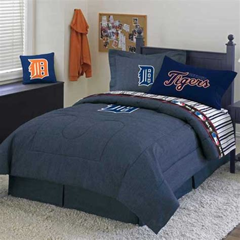 denim comforter twin detroit tigers team denim twin comforter sheet set