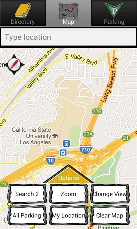 csula map csula maps android apps on play