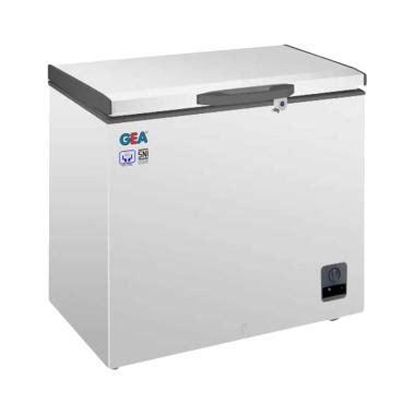 Daftar Freezer Gea jual gea ab 226r chest freezer harga kualitas
