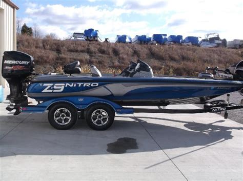 nitro boats z9 for sale nitro z9 bass boats used in leitchfield ky us boattest