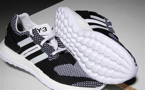 Premium Quality Adidas Y3 Qasa Vista All Black adidas ultra boost y3