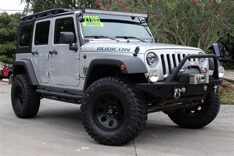 used jeep rubicon for sale used 2010 jeep wrangler unlimited rubicon for sale