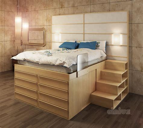 letti eleganti beautiful letto impero con cassetti frontali tra le