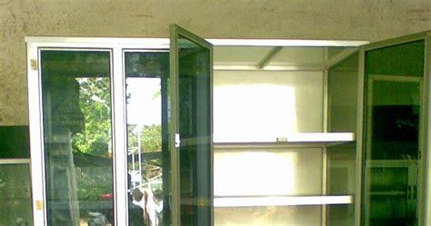 Etalase Aluminium 2 Meter 6281344455444 etalase makassar harga etalase makassar