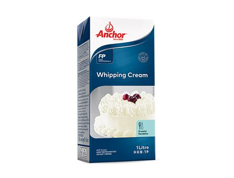 Home Decoration Product by Anchor Whipping Cream