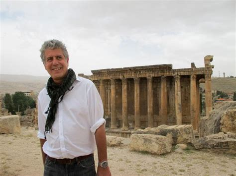 Anthony Bourdain Beirut Back To Beirut Anthony Bourdain No Reservations Travel Channel