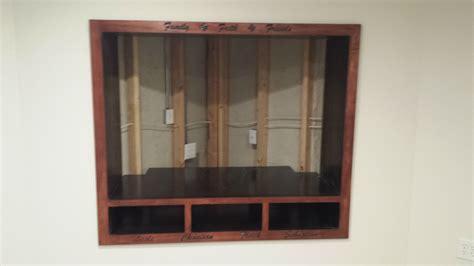 custom built tv cabinets built in tv cabinet furst woodworking