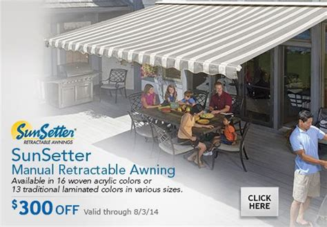 Sunsetter Awning Manual pin by on for the yard