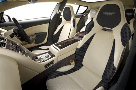 Aston Martin Rapide Shooting Brake interior by Bertone