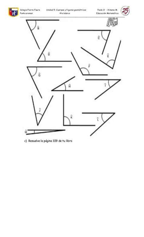 figuras geometricas angulos guias coordenadas y angulos