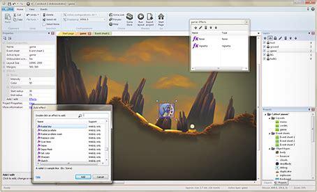 cara membuat game visual novel android cara mudah membuat game dengan software construct 2