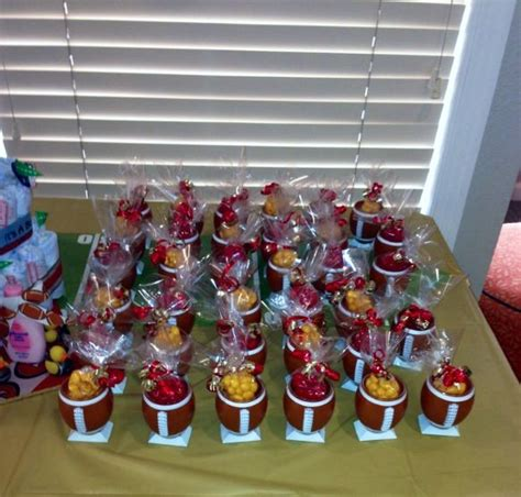football themed baby shower decorations 1000 images about ninas baby shower 49er theme on