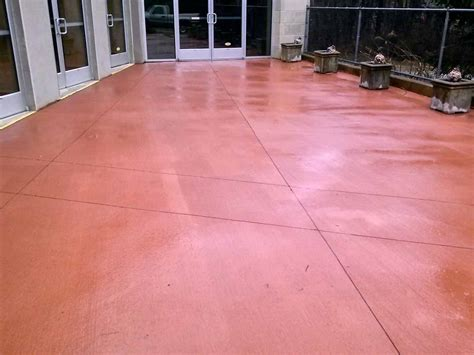 colored concrete patio csm builders llc masonry concrete contracting experts