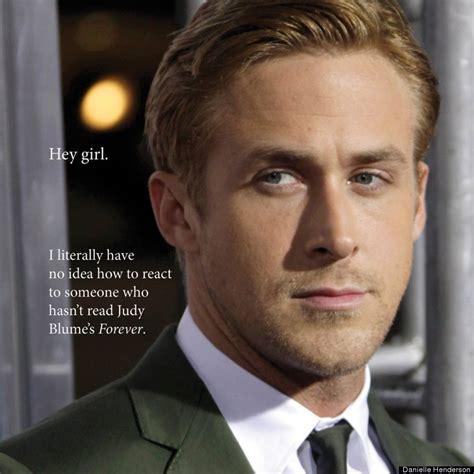 Ryan Gosling Feminist Memes - hey girl that ryan gosling meme may actually make men