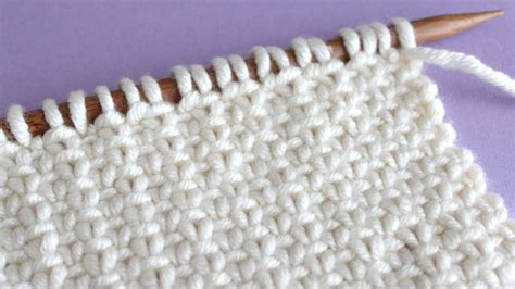 how to knit linen stitch in the how to knit the linen stitch pattern with tutorial