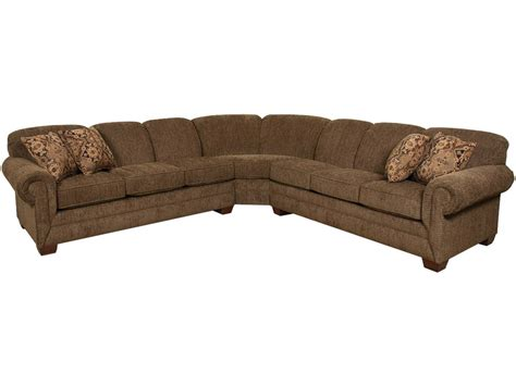 england furniture sectionals england living room monroe sectional 1430 sect smith