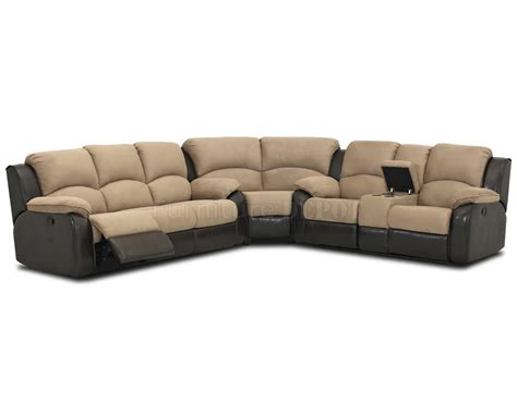 Plushemisphere Beautiful And Elegant Reclining Sectional
