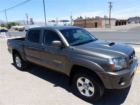automotive repair manual 2011 toyota tacoma security system purchase used 2011 toyota tacoma 4x4 double cab v6 manual trd sport in el paso texas united