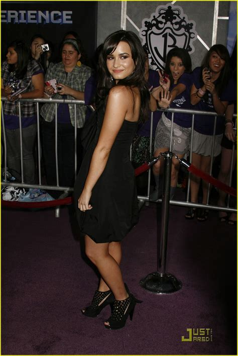 Carpet Demi And Work The Lbd by Demi Lovato Is A Black Photo 82741 Photo