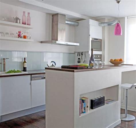 cuisine semi ouverte une cuisine semi ouverte au profil moderne et lumineux
