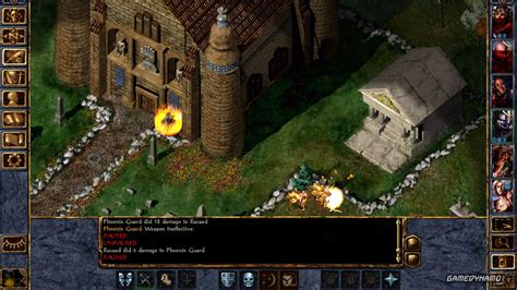 baldur s gate android baldur s gate enhanced edition iphone android preview gamedynamo
