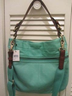 Tas Fossil Original Hobo Crimson Nwt fossil hobo crossbody sapphire blue leather zb6453 fossil hobo fossil